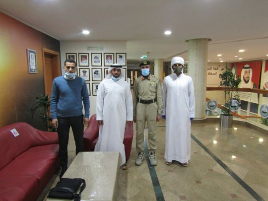 Dubai Police honour Emirati for returning Dh12,000-1608283736805