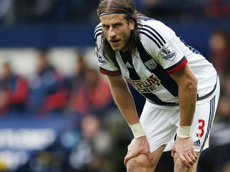 Jonathan Greening and his teammates pulled together during tough times at West Brom