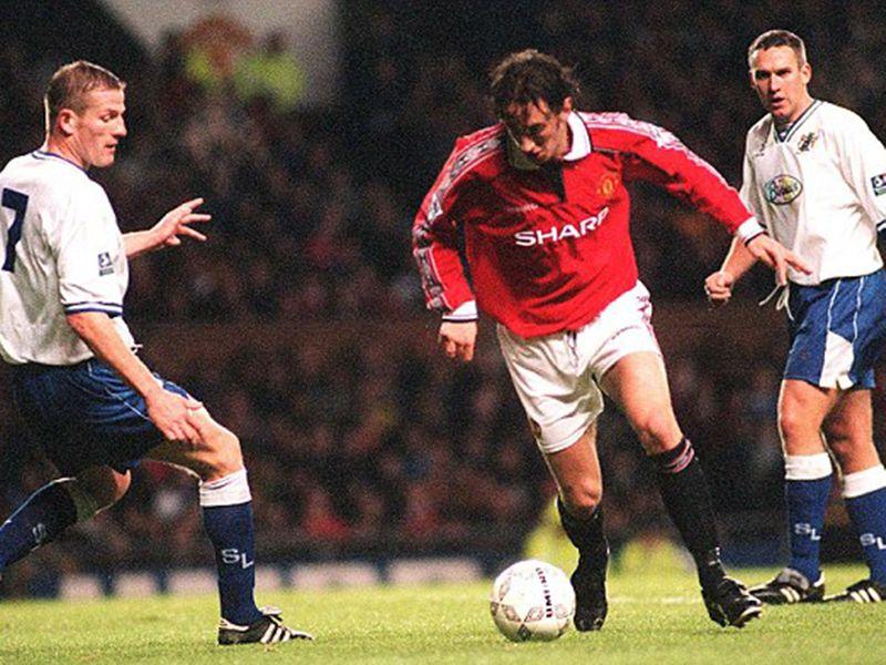 Jonathan Greening bonded with Ole Gunnar Solskjaer at Manchester United