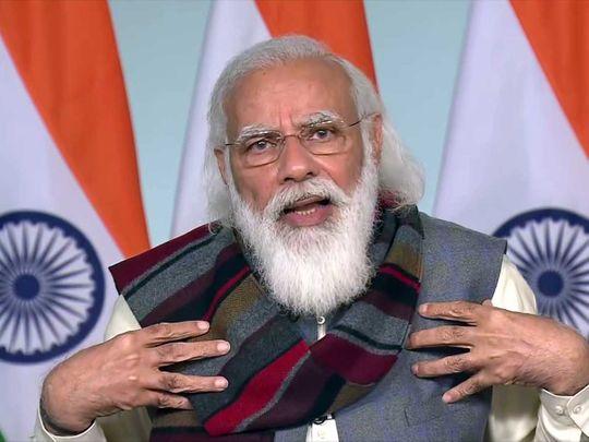 Narendra Modi India farmer