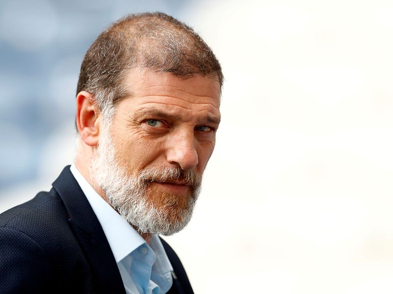 Slaven Bilic was sacked by West Brom earlier this week