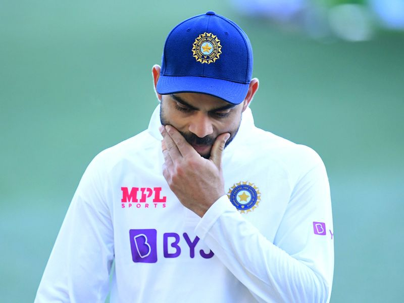 Virat Kohli has a lot of thinking to do after thumping defeat against Australia