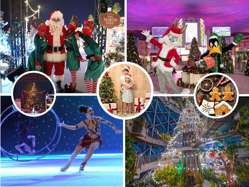 30 Christmassy things to do with the kids in Dubai this week