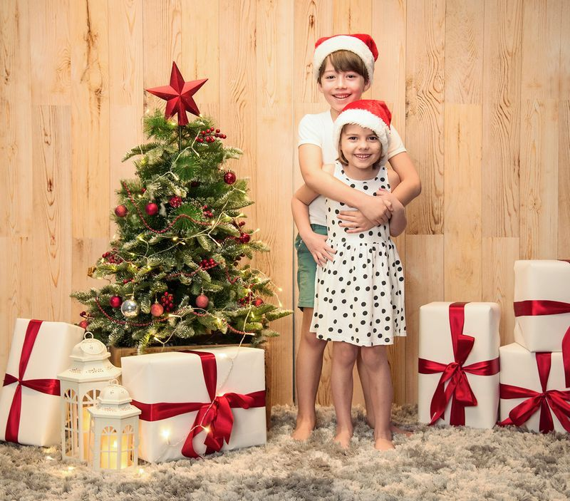 Christmassy things with kids