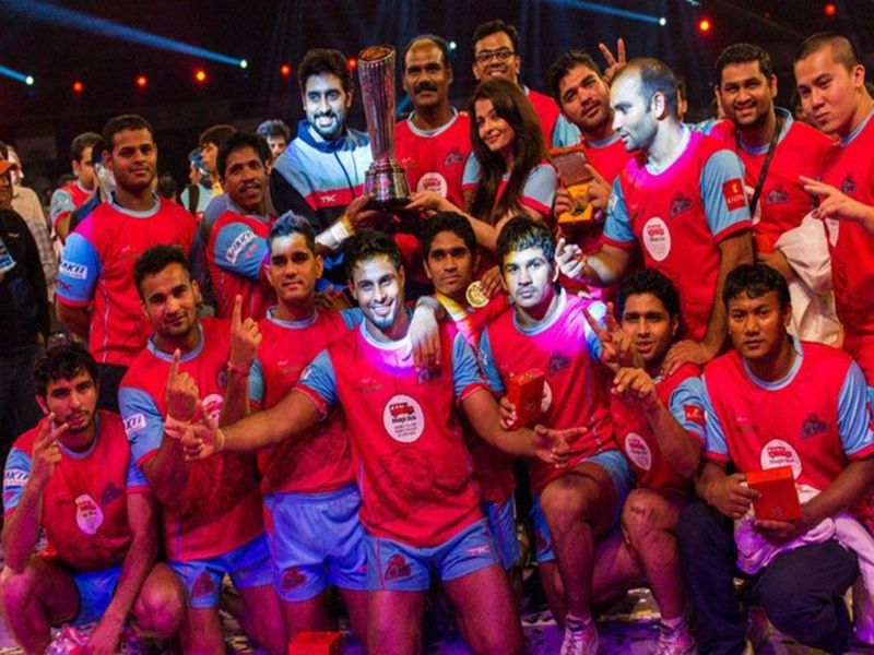Sons of the Soil: Jaipur Pink Panthers