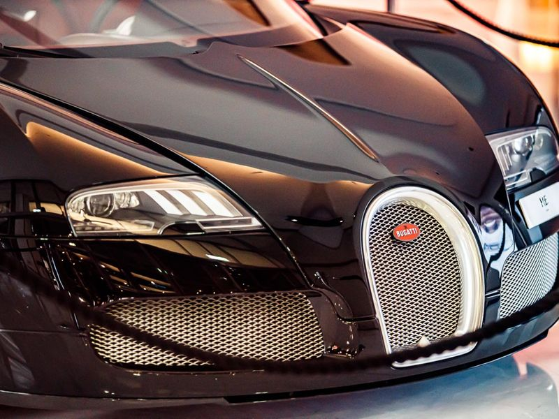 Bugatti Veyron Me by melia
