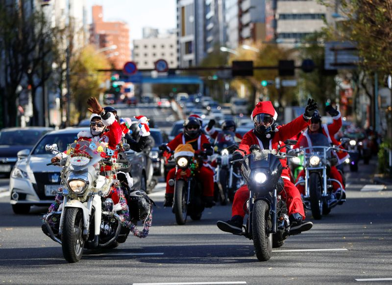 Copy of 2020-12-20T064900Z_1117975475_RC2UQK9IK2Z5_RTRMADP_3_CHRISTMAS-SEASON-JAPAN-HARLEY-DAVIDSON-1608542398942