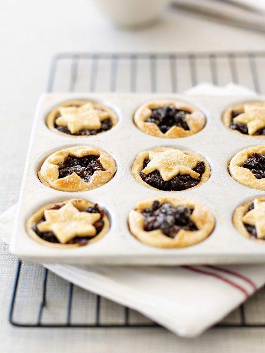 Fruit mince pies