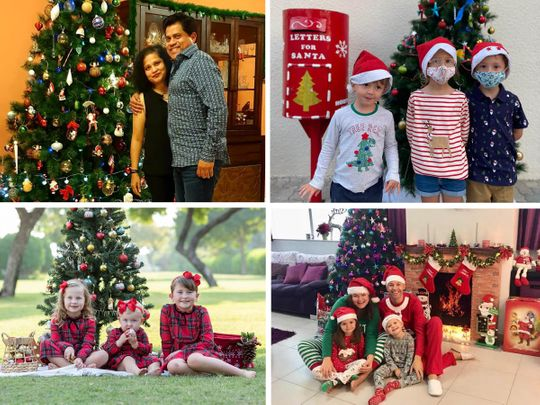 How expat families are celebrating a COVID Christmas