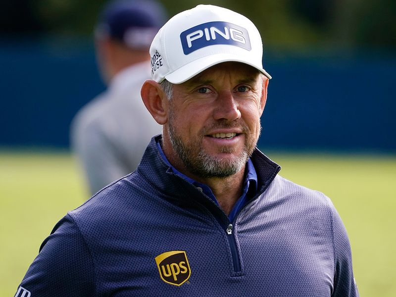 Lee Westwood was named European Tour golfer of the year