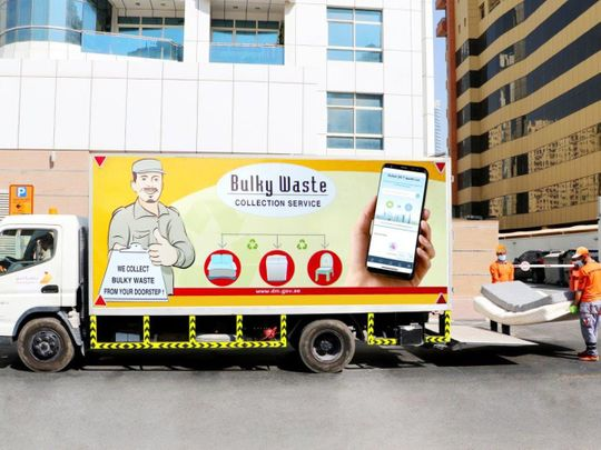 NAT Bulky waste collection vehicle-1608550242784