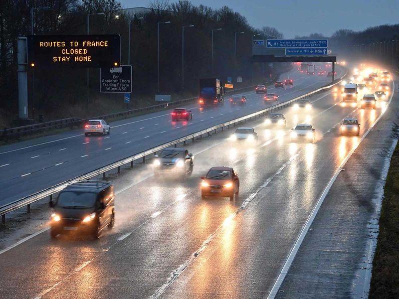 UK France Road