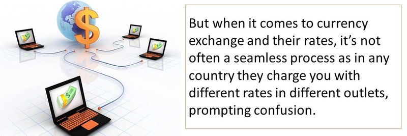 All you need to know when exchanging foreign currency
