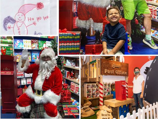 In an uncertain time, UAE children are looking to the rituals and magic of Christmas for reassurance and hope