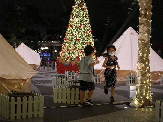changi airport children glamp