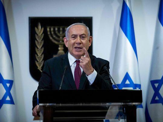 201223 Netanyahu