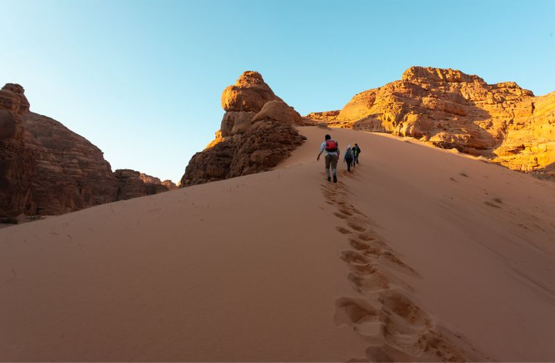 Al Ula Hiking Trail