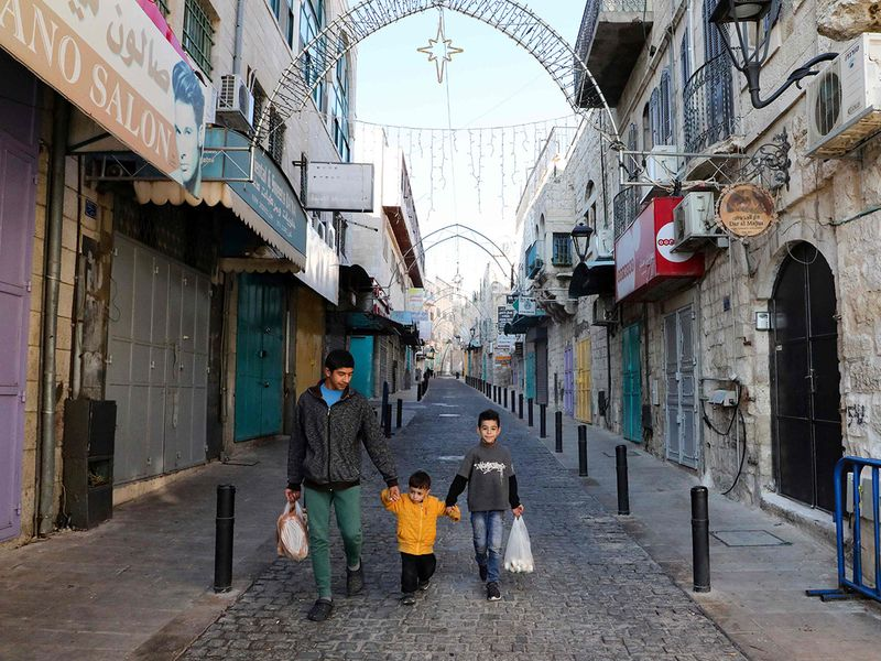 Chirstmas in Bethlehem