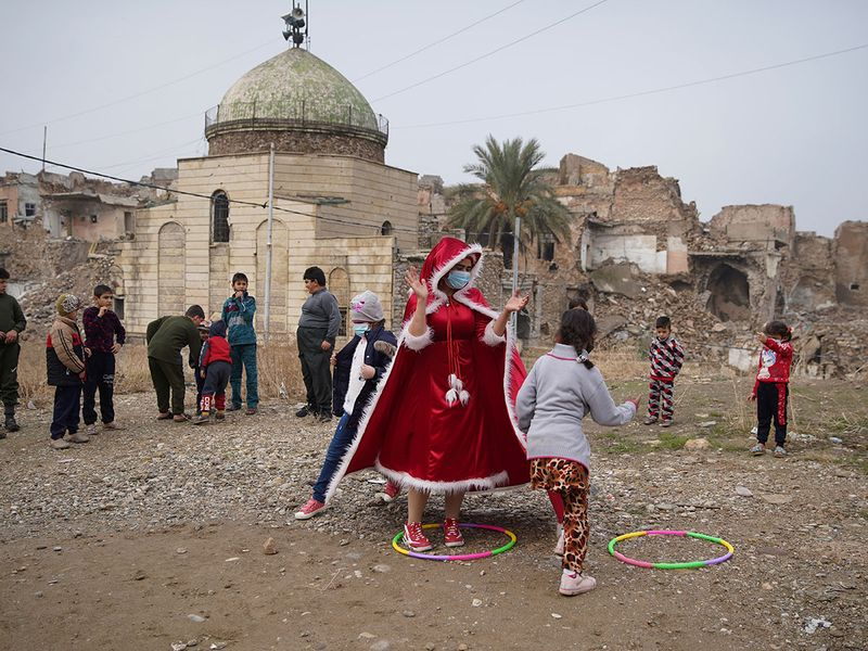 Christmas in Middle East