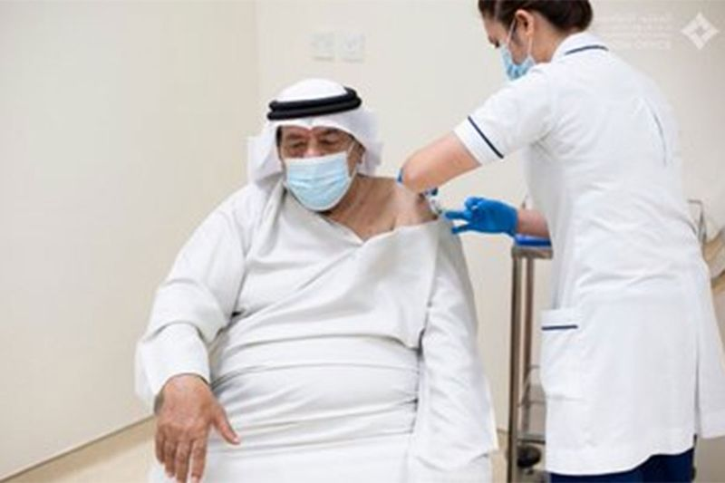 Dubai launches COVID-19 vaccination campaign