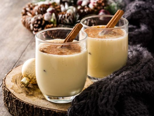 A kid-friendly eggnog: Hits the right notes for a Christmas drink