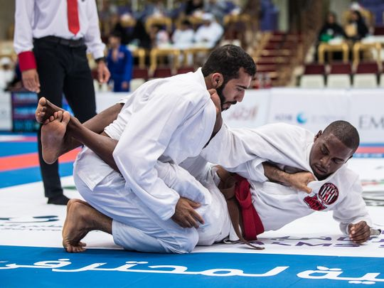 Increased competition rounds will allow jiu-jitsu competitors to sharpen their match fitness