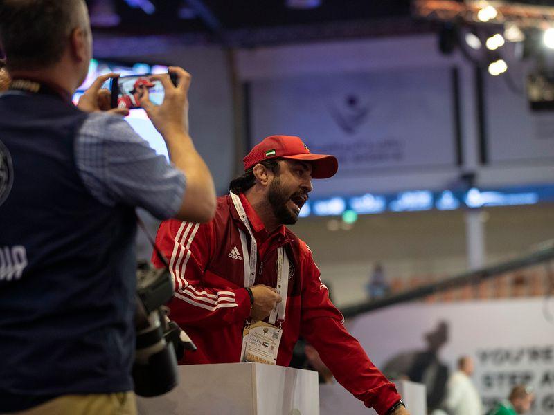 UAE jiu-jitsu ciach Ramon Lemos