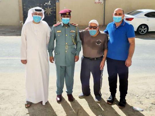 Ajman-Police