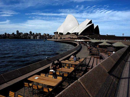 Sydney covid australia