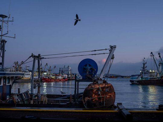 fishing boats england