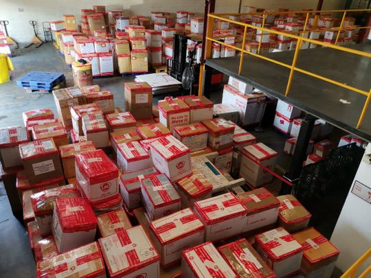 Balikbayan boxes sent to the Philippines-1608964051740