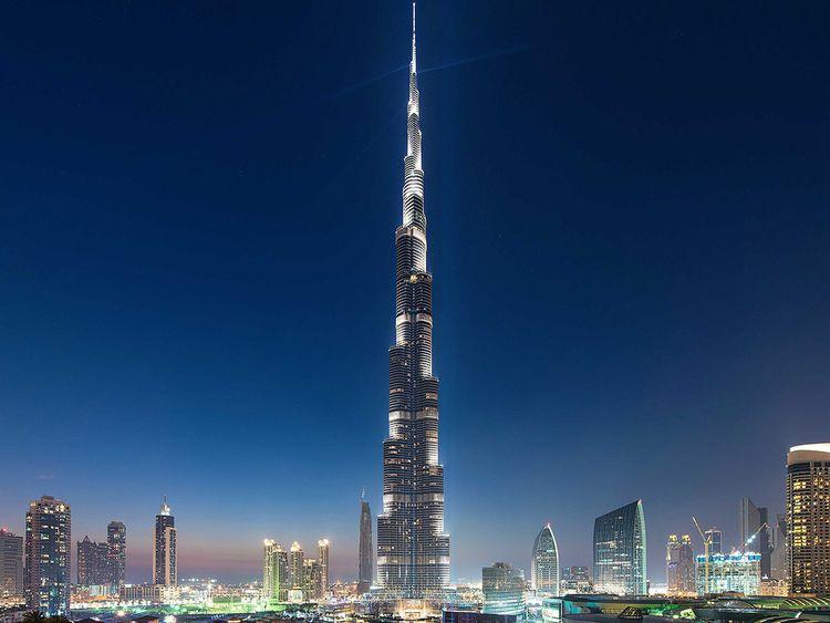 Auto Burj Khalifa