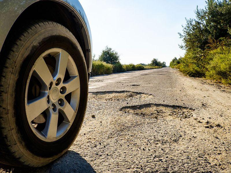 Auto Potholes