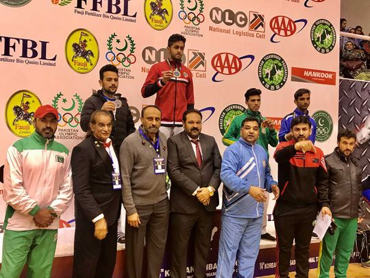 Ammar taekwondo
