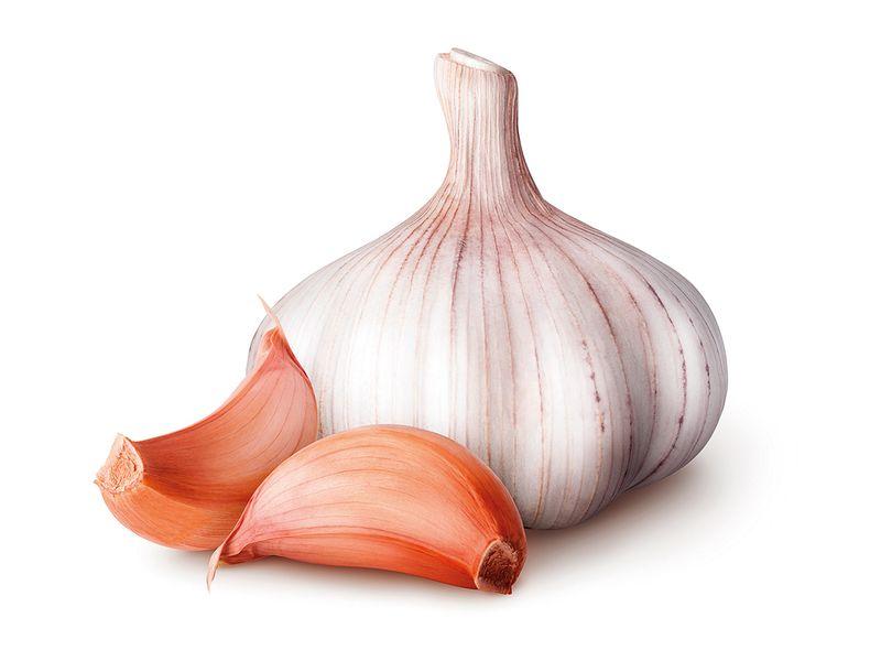 Dubai Health Authority garlic