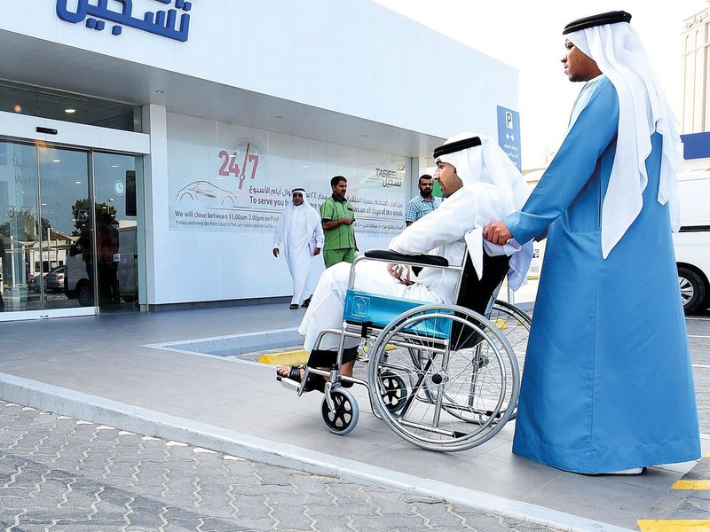 Dubai will become more accessible in 2020 as it aims to be the most accessible city in the world