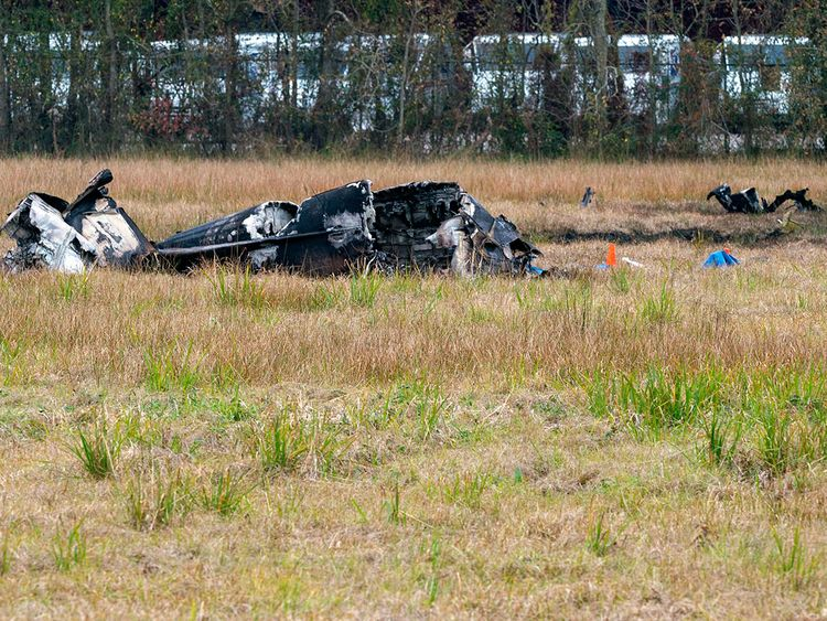 Louisiana plane crash