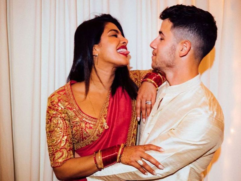 Priyanka Chopra Jonas and Nick Jonas