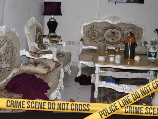 Ajman mother daughters murder