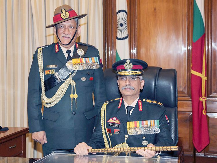 Image result for pics of general naravane