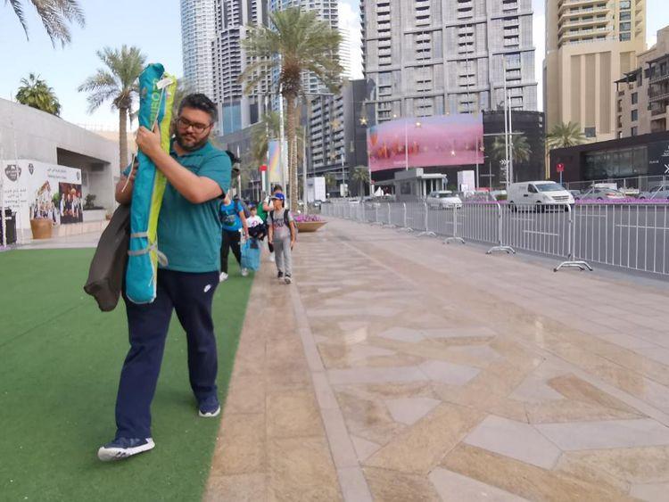 NYE Burj Khalifa live