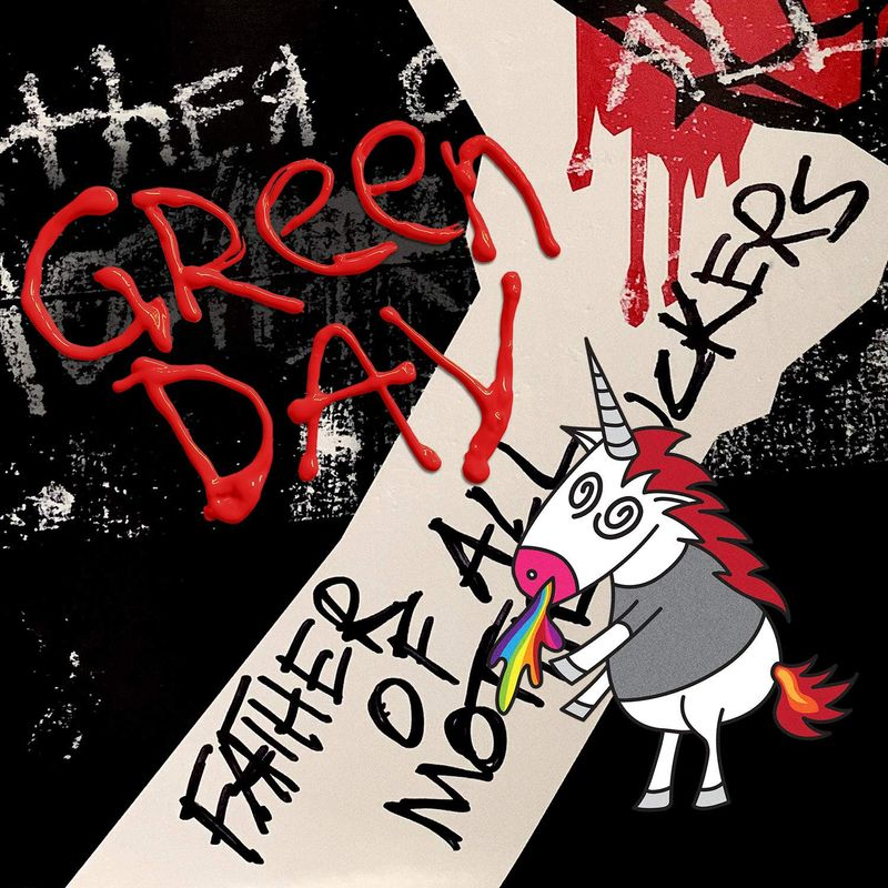 TAB Green Day — Father of All-1577770068103