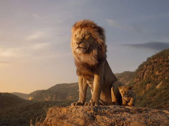 The Lion King-1577778324515