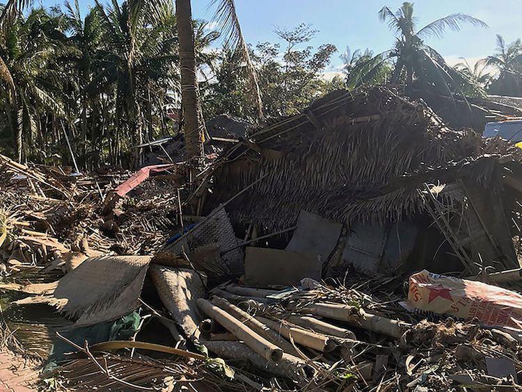 Typhoon Phanfone