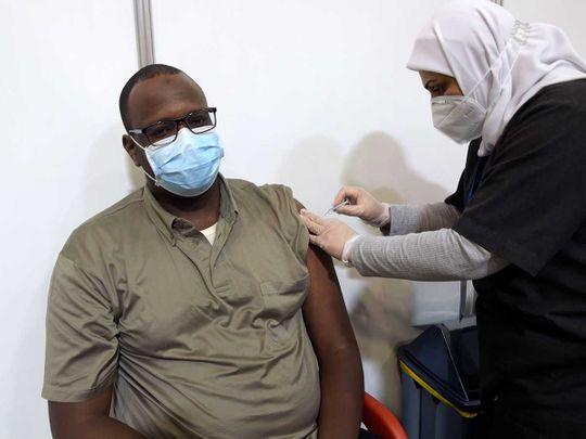 Bahrain covid vaccine