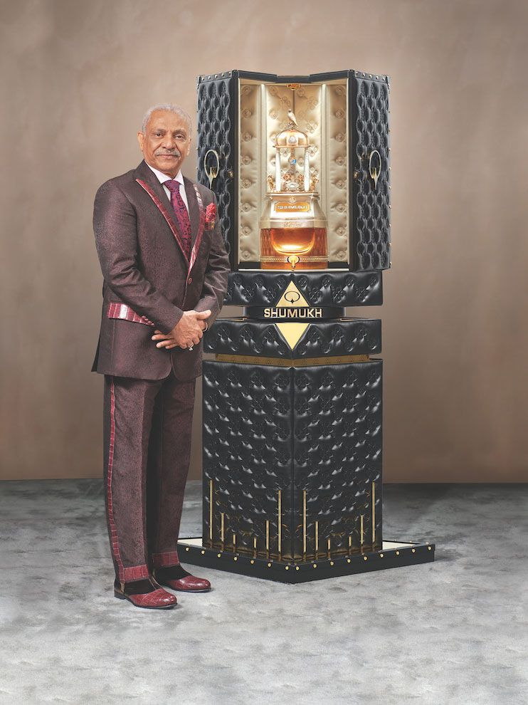 Founder and Chairman, Nabeel Perfumes