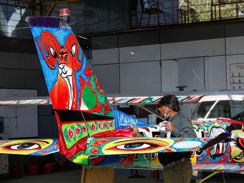 Pakistani Truck Art gallery