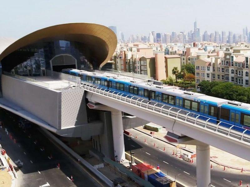 First look: Dubai Metro Route 2020 opens to public