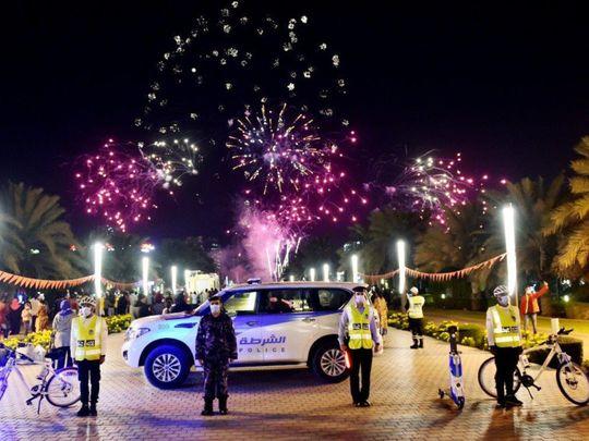 NAT_210102 Sharjah Police new year calls-1609596196513