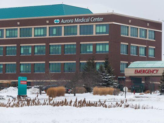 The Aurora Medical Center in Grafton, Wisconsin.